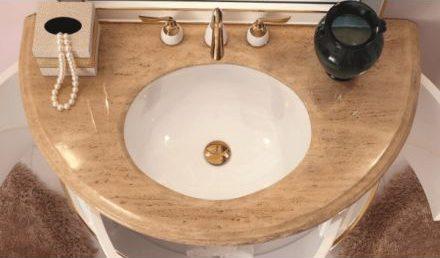 Столешница под раковину для ванной MARKIZA