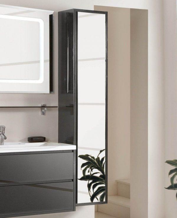 Шкаф-колонна для ванной Ритина