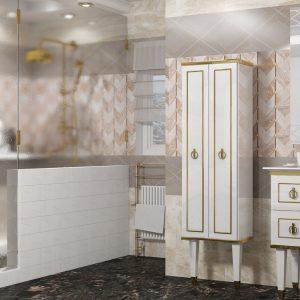 Шкаф для ванной Smile