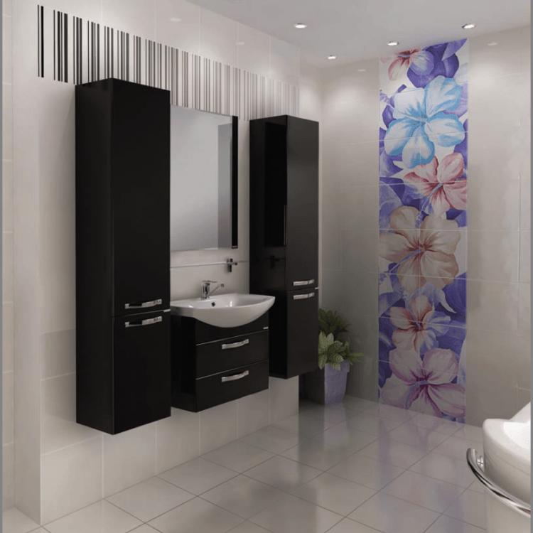 Шкаф-колонна для ванной Ария