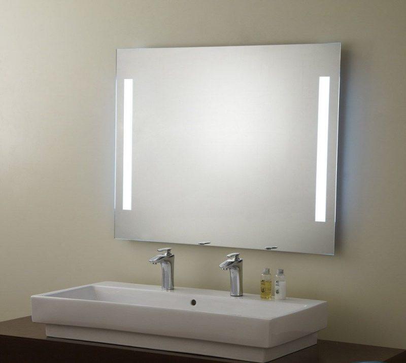 Зеркало для ванной Line