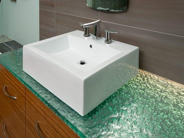 Столешница под раковину для ванной Reve