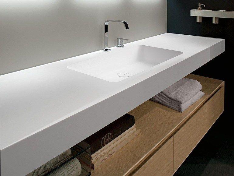 Столешница под раковину для ванной Meridian