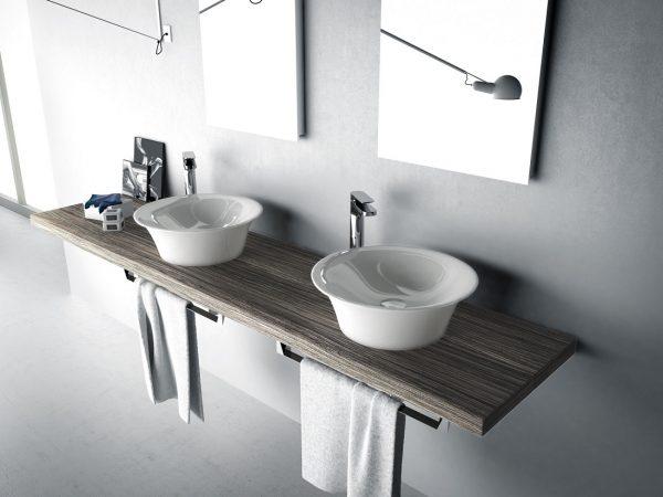 Столешница под раковину для ванной Happening