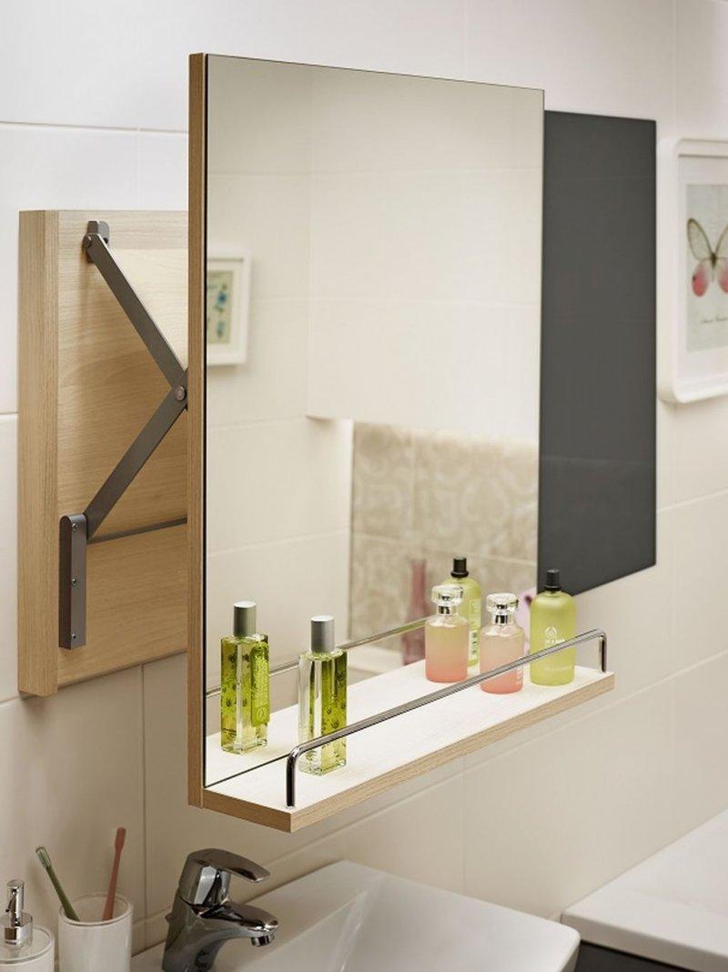 Зеркало для ванной Inox