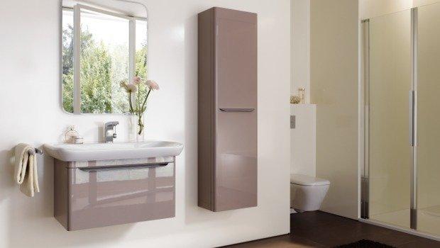 Шкаф-колонна для ванной MYDAY