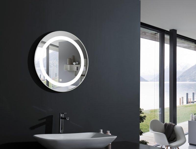 Зеркало для ванной Silvia