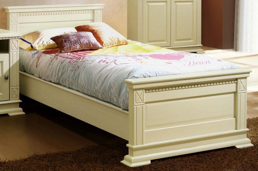 Кровать односпальная Sherlock