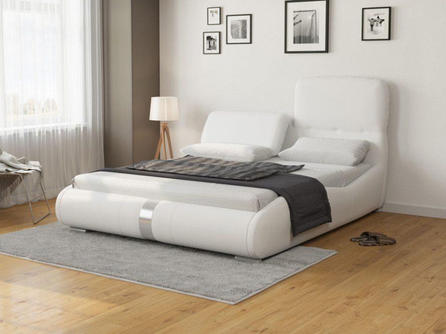 Кровать двуспальная Cashmere