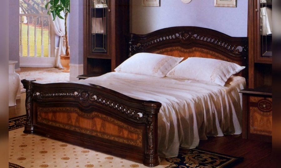 Кровать двуспальная Hypnos
