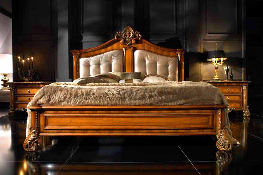 Кровать двуспальная Dorotea