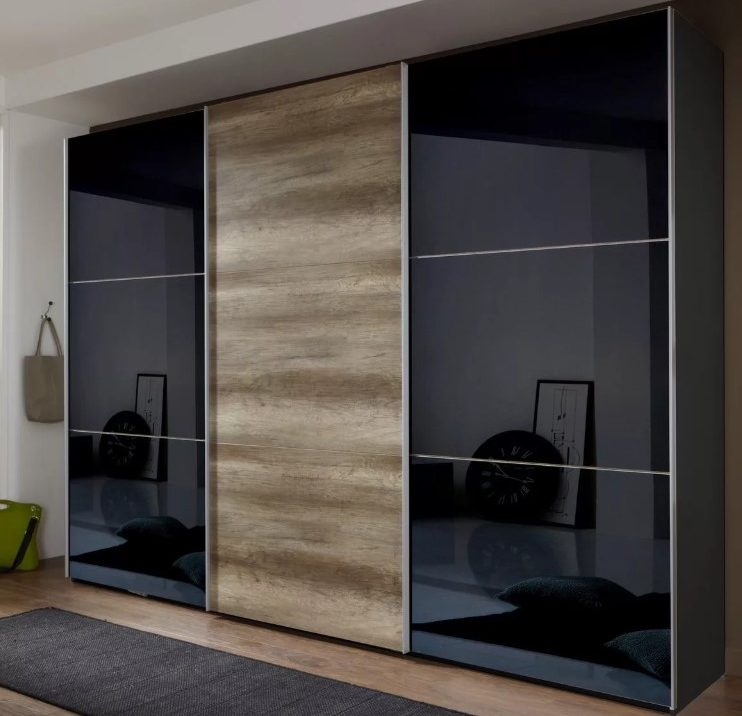 Шкаф-купе в спальню Одеон