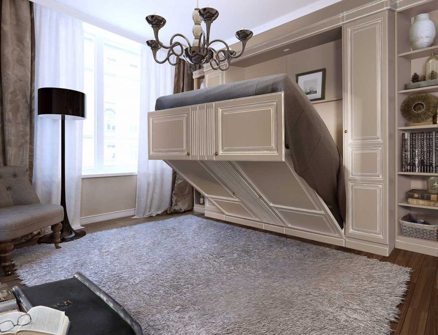 Шкаф-кровать Лэтти