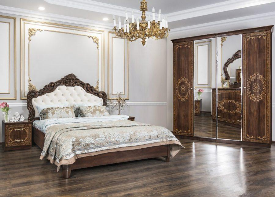 Спальный гарнитур Андрэа