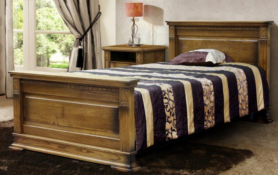 Кровать двуспальная Каролина