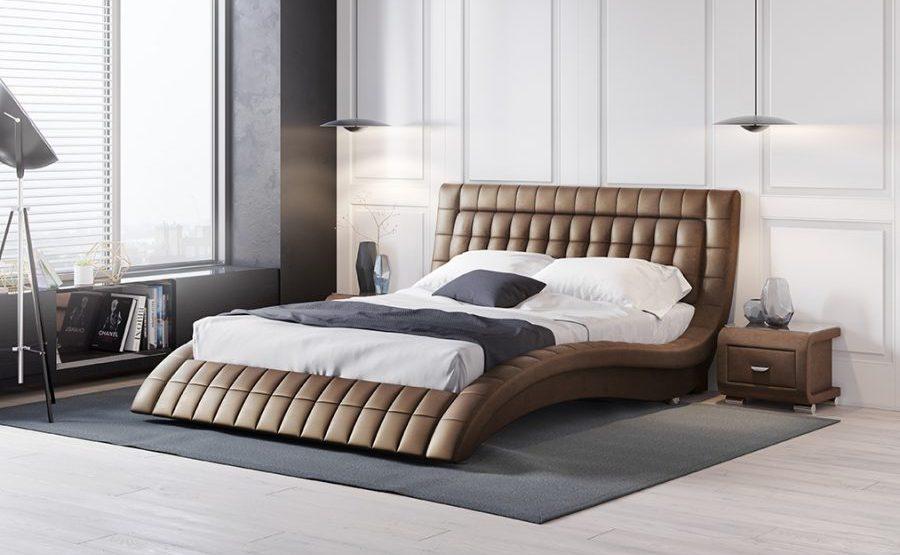 Кровать двуспальная Affinity