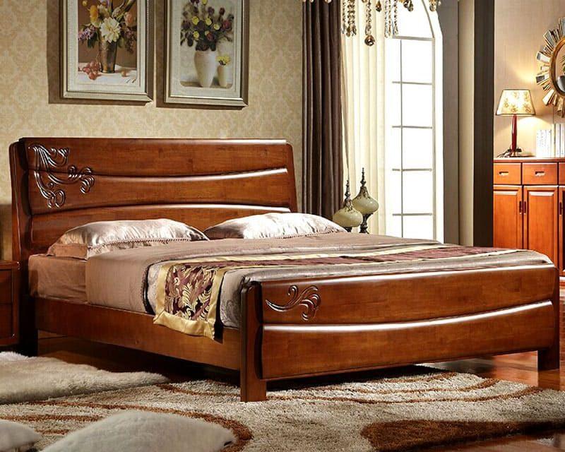 Кровать двуспальная Флорида
