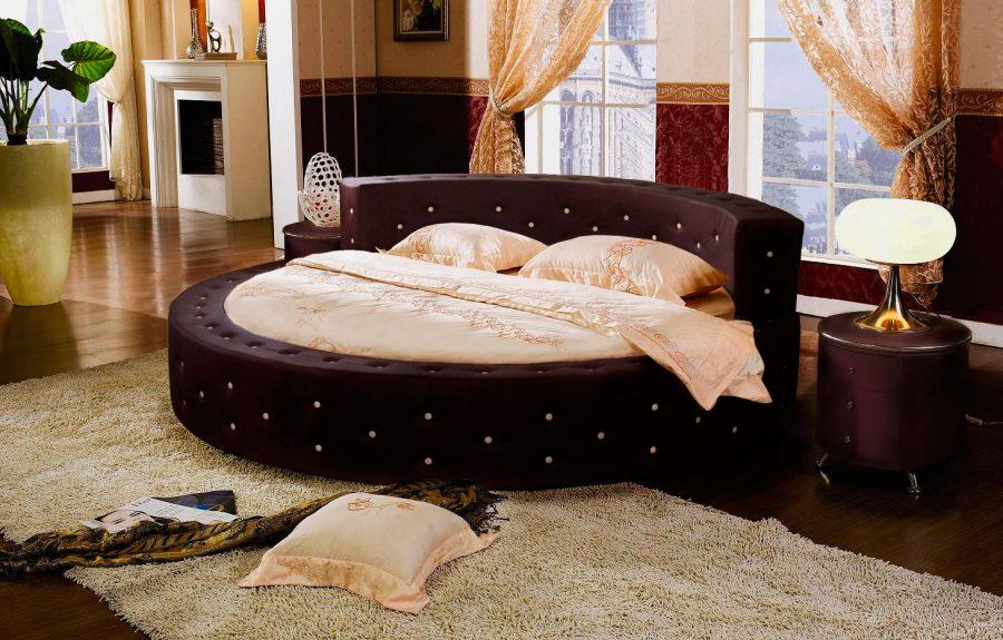 Кровать двуспальная Марелла