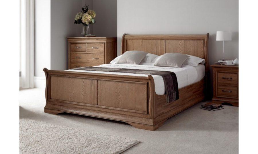 Кровать двуспальная Platinum