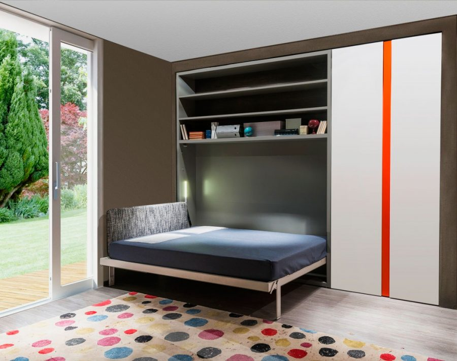 Шкаф-кровать Джаз