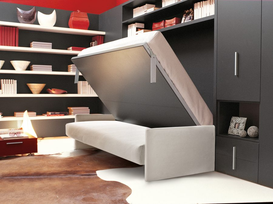 Шкаф-кровать Велара