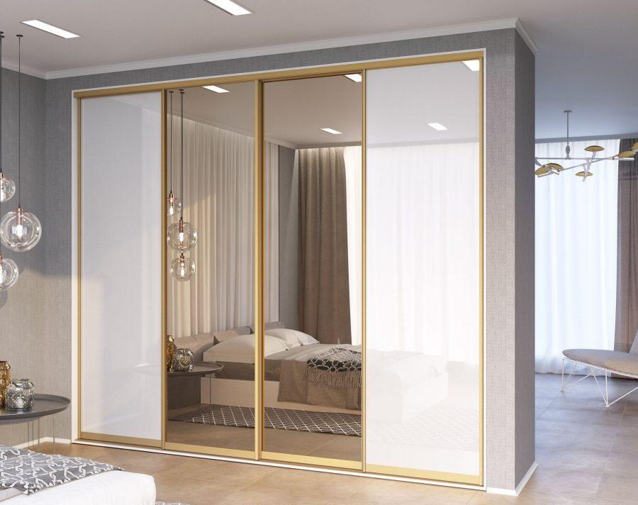Шкаф-купе в спальню Палермо