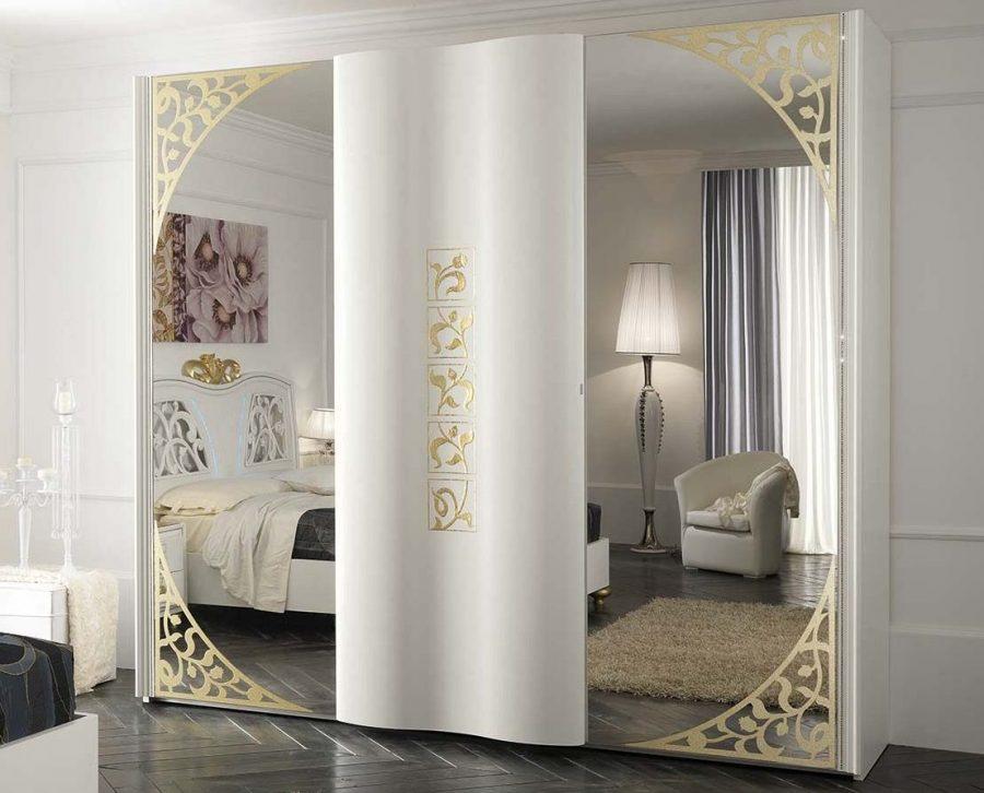 Шкаф-купе в спальню Royal