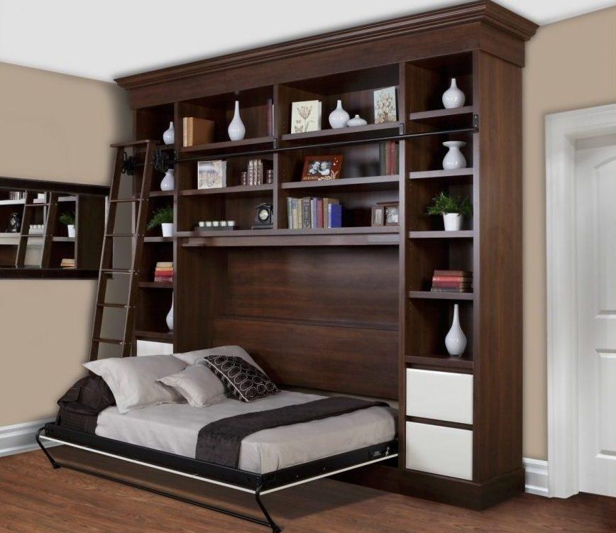 Шкаф-кровать Ярина