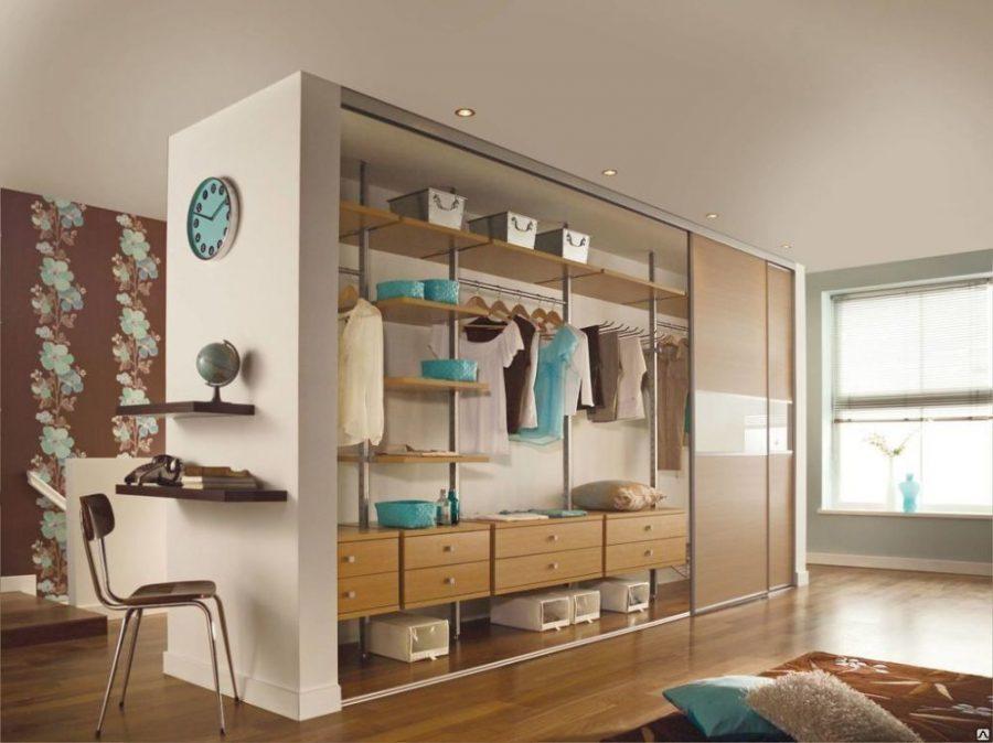 Шкаф гардеробный Терра