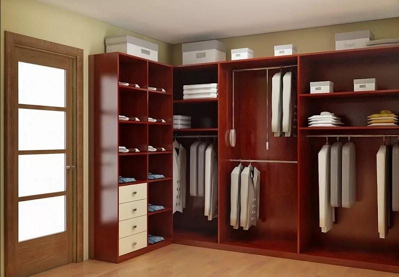 Шкаф гардеробный Аделе