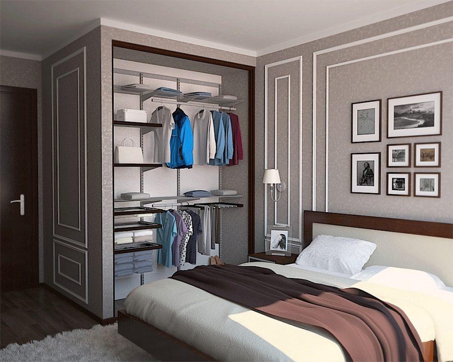 Шкаф гардеробный Илона