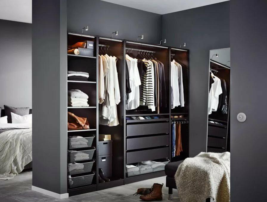 Шкаф гардеробный Сити