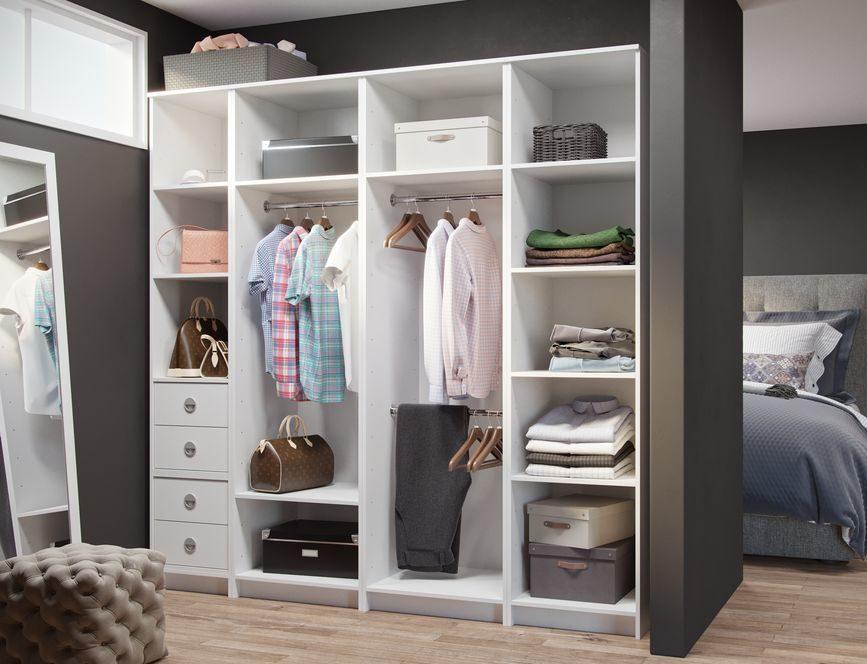 Шкаф гардеробный Кито