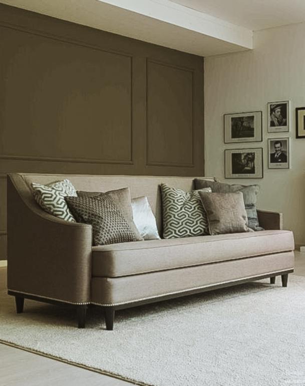 Трехместный Мягкий диван Opyse
