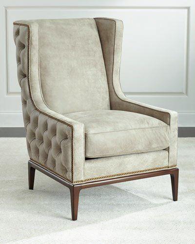 Кресло с высокой спинкой Jaclen