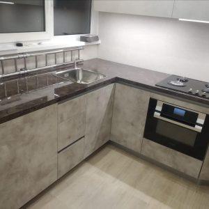 Компактная кухня для ограниченного пространства