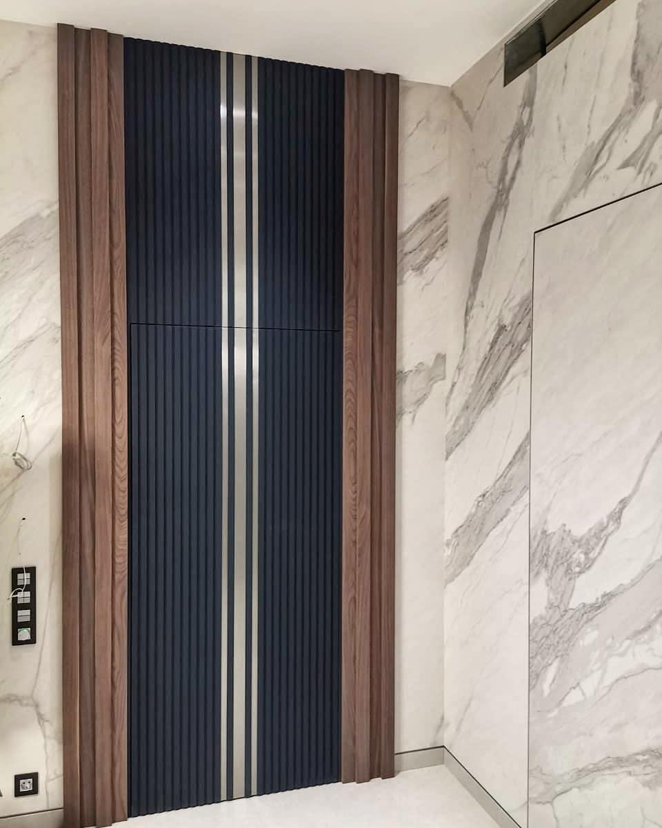 Дизайнерская вторая дверь