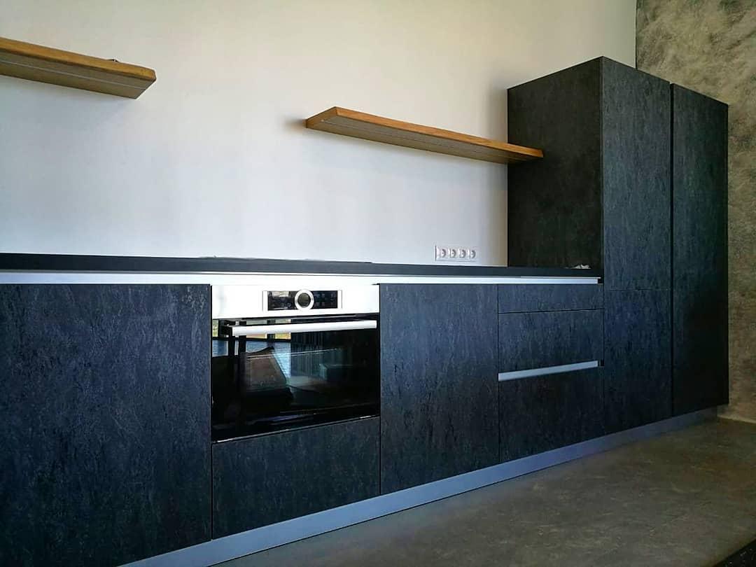 Лаконичная кухня в современном исполнении