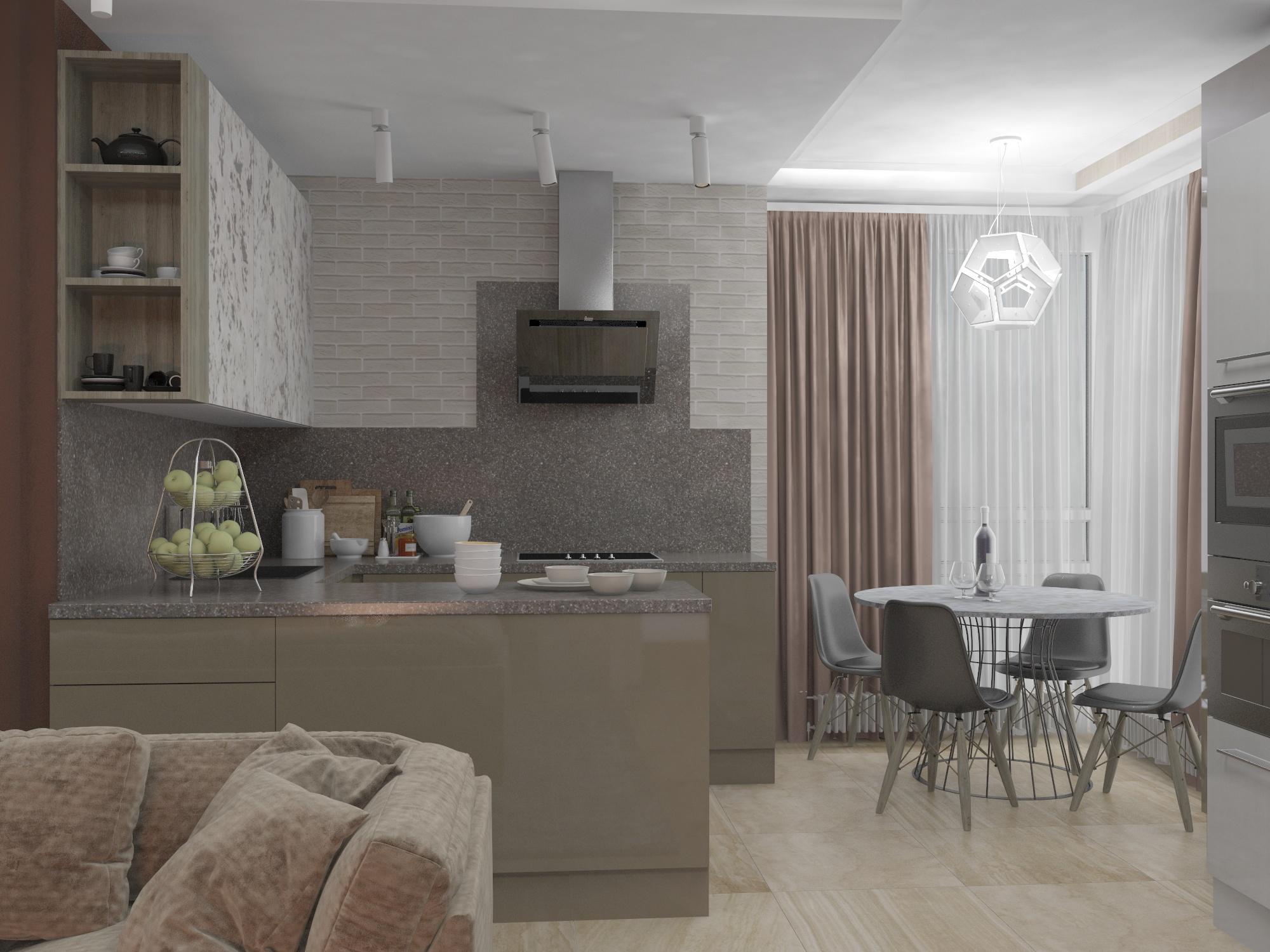 Дизайн-проект в СПб