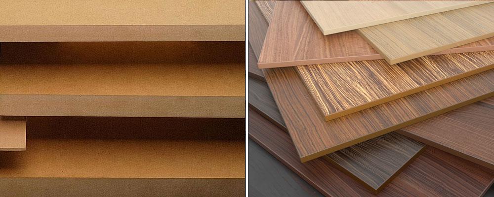 разнообразие корпусной мебели из лмдф от Alicante
