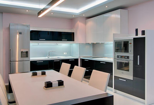 Угловые кухни от Alicante