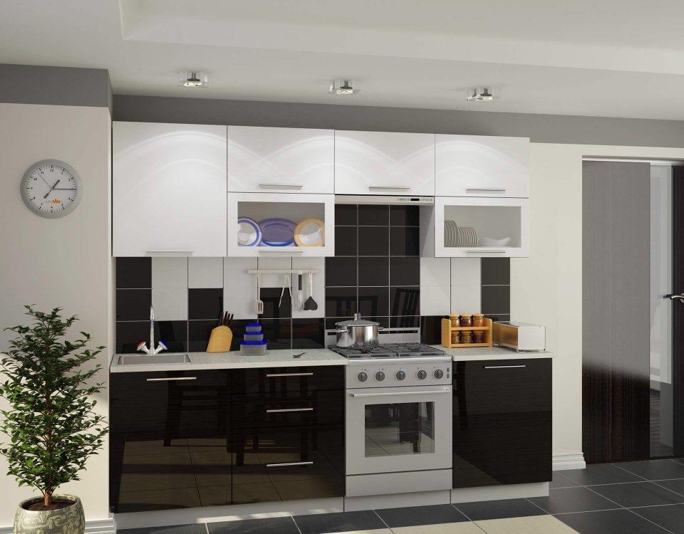 Дизайн-проекты кухонных гарнитуров