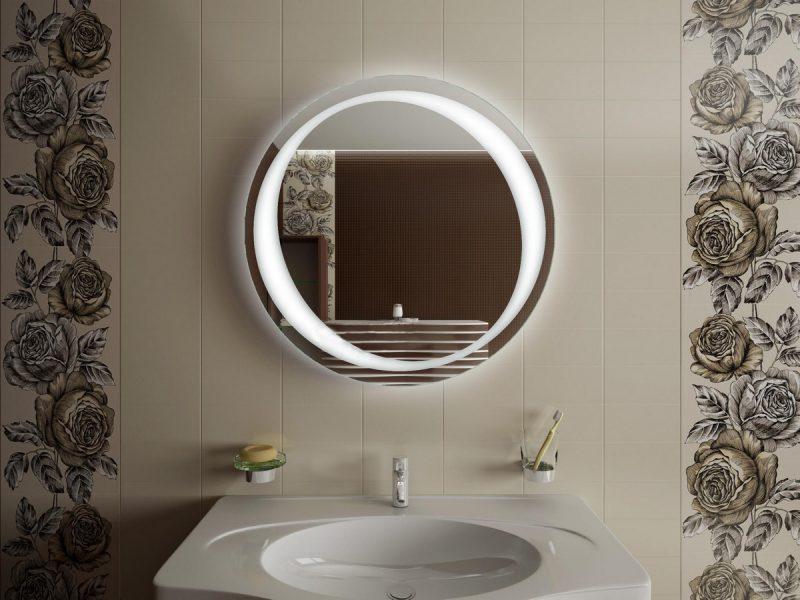 Зеркало для ванной Gloss