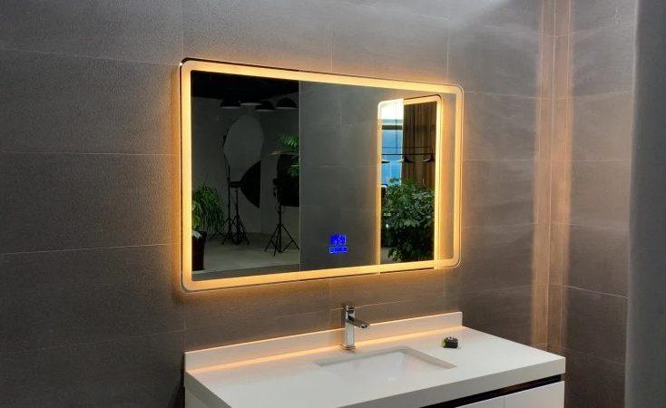 Зеркало для ванной Sabina+Bluetooth