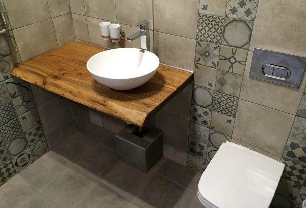 Столешница под раковину для ванной Forum