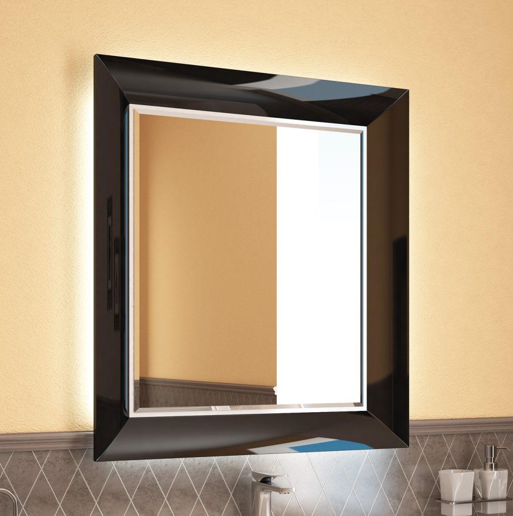 Зеркало для ванной Cube