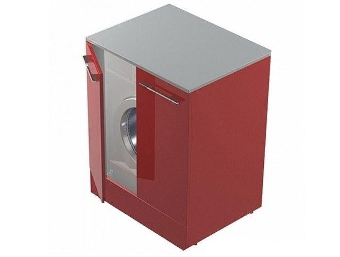 Тумба под стиральную машину Lux