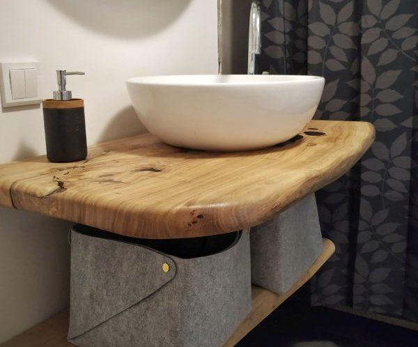 Столешница под раковину для ванной Ancona