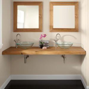 Столешница под раковину для ванной Connect Space