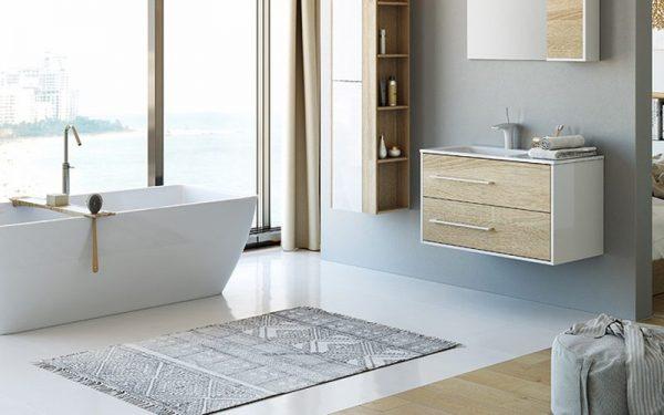 Шкаф-колонна для ванной MIAMI